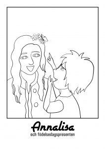 Annalisa och Sonia